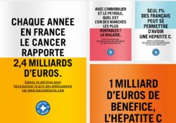 La campagne choc de médecin du monde