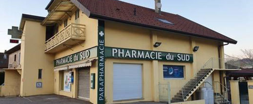 Pharmacie du Sud,RUMILLY