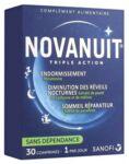 Acheter Novanuit Triple Action Comprimés B/30 à RUMILLY