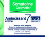 Acheter Somatoline Cosmetic Amaincissant 7 Nuits Crème 400ml à RUMILLY