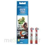 Acheter Oral-B Stages Power Star Wars 2 brossettes à RUMILLY
