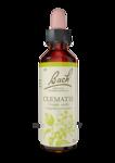 Acheter Fleurs de Bach® Original Clematis - 20 ml à RUMILLY