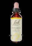 Acheter Fleurs de Bach® Original Hornbeam - 20 ml à RUMILLY