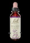 Acheter Fleurs de Bach® Original Impatiens - 20 ml à RUMILLY