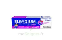 Elgydium Dentifrice Kids 2/6 Ans Grenadine Protection Caries Tube 50ml à RUMILLY