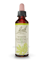 Fleurs De Bach® Original White Chestnut - 20 Ml à RUMILLY