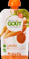 Good Goût Alimentation Infantile Carottes Gourde/120g à RUMILLY