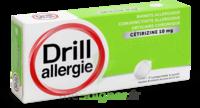 Drill 10 Mg Comprimés à Sucer Allergie Cétirizine Plq/7 à RUMILLY