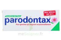 Parodontax Dentifrice Gel Fluor 75ml X2 à RUMILLY