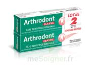 Pierre Fabre Oral Care Arthrodont Dentifrice Classic Lot De 2 75ml à RUMILLY