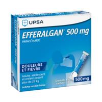 Efferalgan 500 mg Glé en sachet Sach/16 à RUMILLY