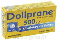 Doliprane 500 Mg Comprimés 2plq/8 (16)