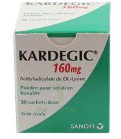 KARDEGIC 160 mg, poudre pour solution buvable en sachet à RUMILLY