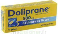 Doliprane 500 Mg Gélules B/16 à RUMILLY