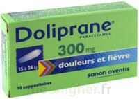 Doliprane 300 Mg Suppositoires 2plq/5 (10) à RUMILLY