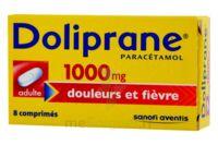 Doliprane 1000 Mg Comprimés Plq/8 à RUMILLY