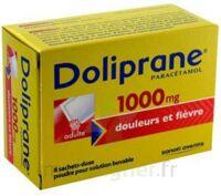 Doliprane 1000 Mg Poudre Pour Solution Buvable En Sachet-dose B/8 à RUMILLY