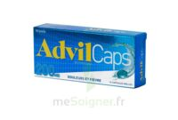 ADVILCAPS 200 mg Caps molle Plq/16 à RUMILLY