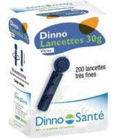 Dinno Lancettes 30g Vitrex, Bt 200 à RUMILLY
