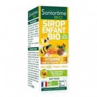Santarome Bio Sirop Fortifiant Enfant Fl/150ml à RUMILLY