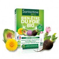 Santarome Bio Gélules Bien-être Du Foie B/30 à RUMILLY