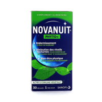 Novanuit Phyto+ Comprimés B/30 à RUMILLY