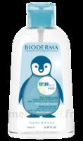 ABCDERM H2O Solution sans rinçage nettoyante bébé Fl pompe/1L à RUMILLY