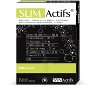Synactifs Slimactifs Gélules B/30 à RUMILLY