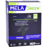 Synactifs Melagreen  Bio Gélules B/15 à RUMILLY