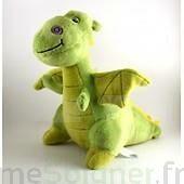 SANODIANE Bouillotte Graines de lin enfant dragon à RUMILLY