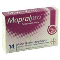 MOPRALPRO 20 mg Cpr gastro-rés Film/14 à RUMILLY