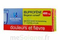 Ibuprofene Biogaran Conseil 400 Mg, Comprimé Pelliculé à RUMILLY