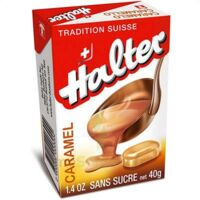 Halter Bonbons Sans Sucre Caramel à RUMILLY