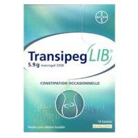 Transipeglib 5,9g Poudre Solution Buvable En Sachet 14 Sachets à RUMILLY