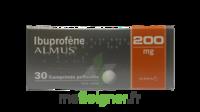 Ibuprofene Almus 200 Mg, Comprimé Pelliculé à RUMILLY
