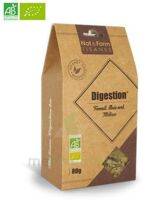 Nat&form Tisanes Digestion Bio 80g à RUMILLY