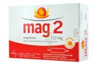 Mag 2 122 Mg S Buv En Ampoule Sans Sucre édulcoré à La Saccharine Sodique 30amp/10ml à RUMILLY