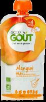 Good Goût Alimentation Infantile Mangue Gourde/120g à RUMILLY