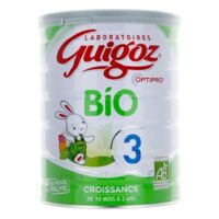 Acheter GUIGOZ BIO CROISSANCE de 10 mois à 3 ans à RUMILLY