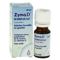 ZYMAD 10 000 UI/ml, solution buvable en gouttes à RUMILLY