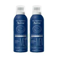 Avene Homme Mousse A Raser Lot De 2       à RUMILLY