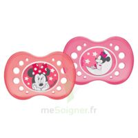 Sucette Dodie Anatomique Silicone Minnie Nuit 18 Mois + X 2 à RUMILLY
