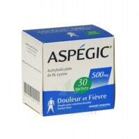 Aspegic 500 Mg, Poudre Pour Solution Buvable En Sachet-dose 30 à RUMILLY