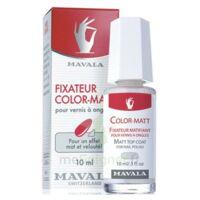MAVALA COLOR-MATT Solution fixateur vernis Fl/10ml à RUMILLY