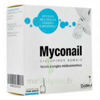 MYCONAIL 80 mg/g, vernis à ongles médicamenteux à RUMILLY