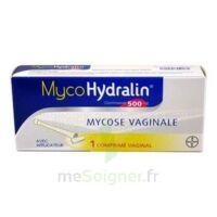 MYCOHYDRALIN 500 mg, comprimé vaginal à RUMILLY