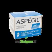 Aspegic 500 Mg, Poudre Pour Solution Buvable En Sachet-dose 20