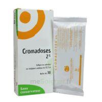 CROMADOSES 2 POUR CENT, collyre en solution en récipient unidose à RUMILLY