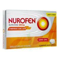 Nurofen 200 Mg, Comprimé Orodispersible à RUMILLY