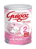 Acheter GUIGOZ 2 Lait pdre B/800g à RUMILLY